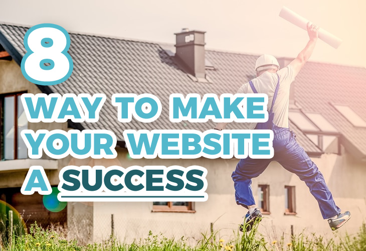 8-ways-to-make-your-website-a-success