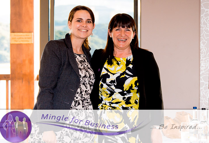 Mingle for business at Deganwy quay