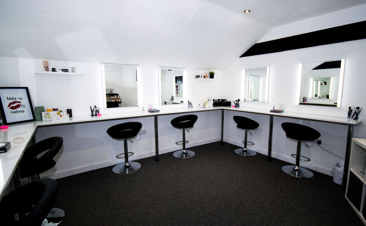 North Wales Nail And Beauty Training Photography